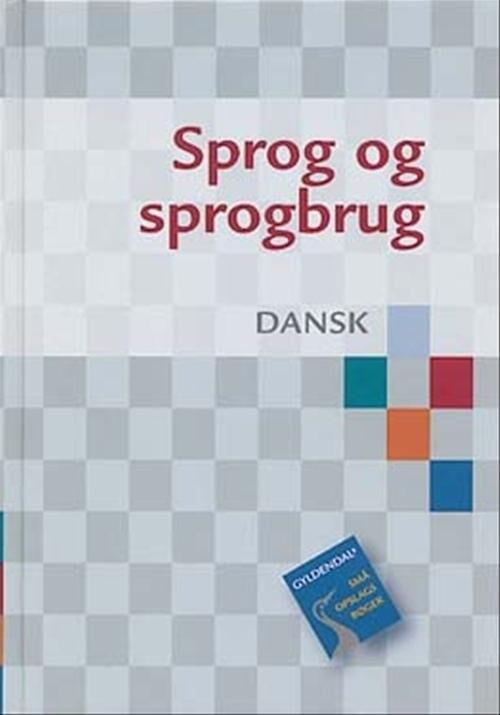 Image of   Sprog Og Sprogbrug - Ulrik Hvilshøj - Bog