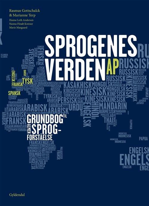 Image of   Sprogenes Verden - I-bog - Rasmus Gottschalck - Bog
