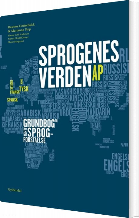 Image of   Sprogenes Verden - Rasmus Gottschalck - Bog