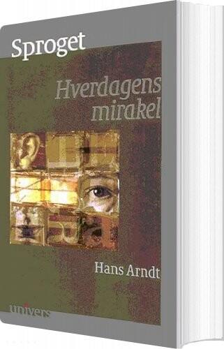 Billede af Sproget - Hans Arndt - Bog