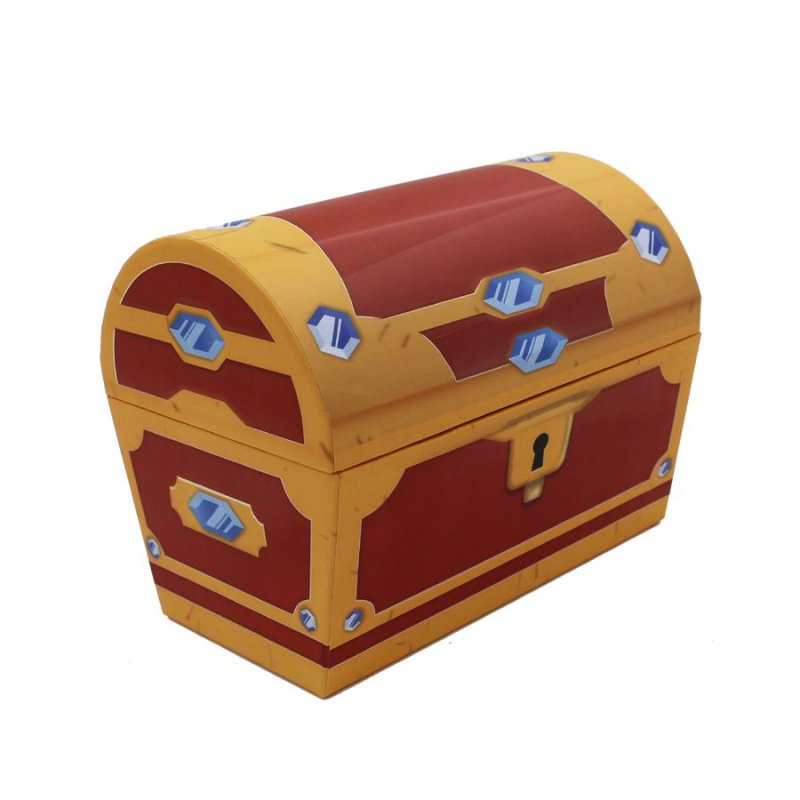 Image of   Spyro Pin Badge Chest Box Sæt