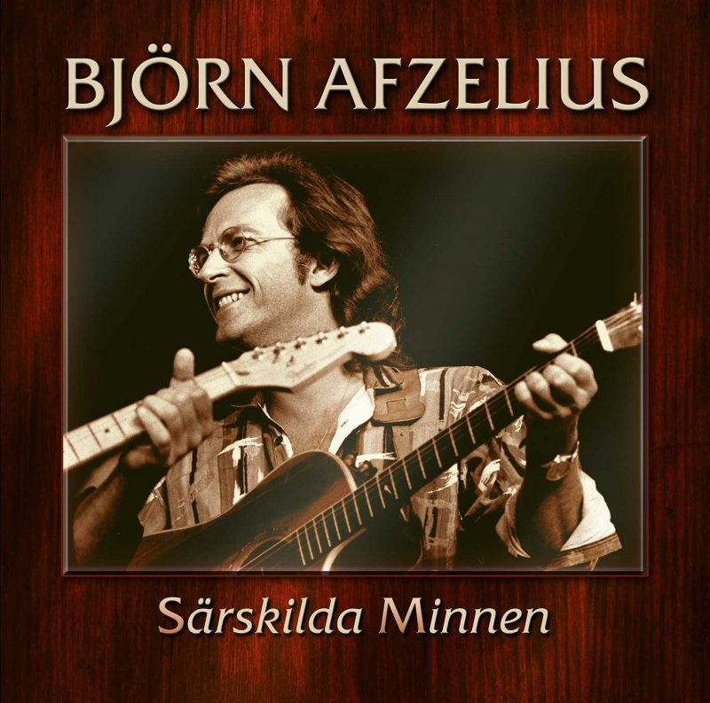 Björn Afzelius - Särskilda Minnen - Vinyl / LP