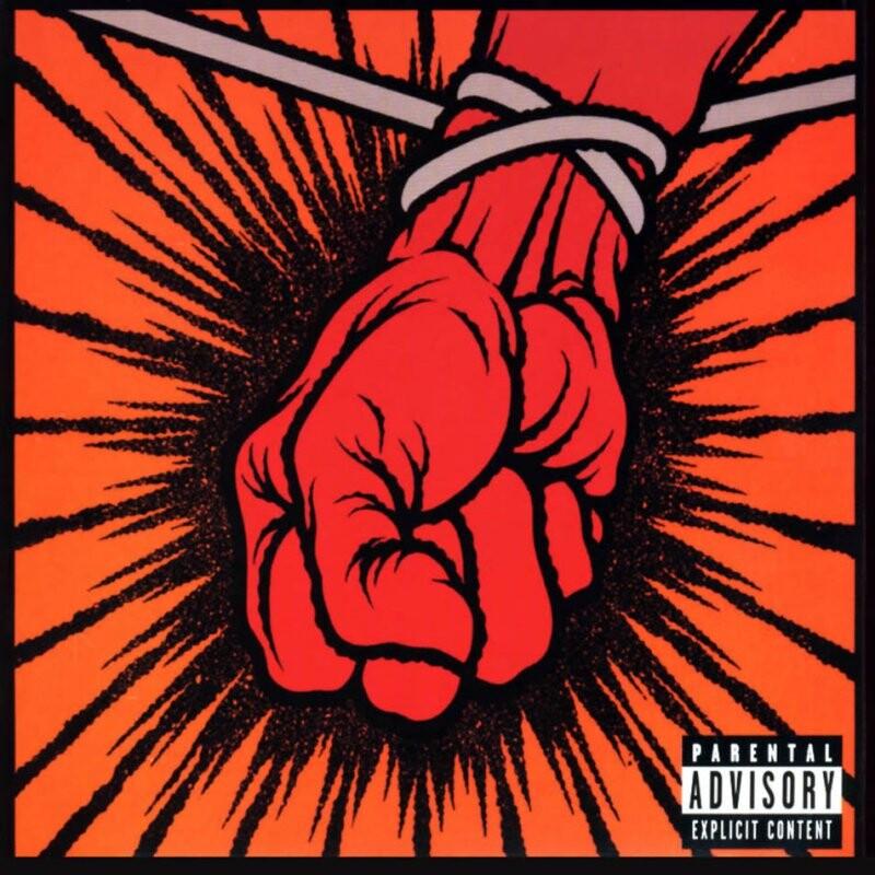 Metallica - St. Anger - Vinyl / LP