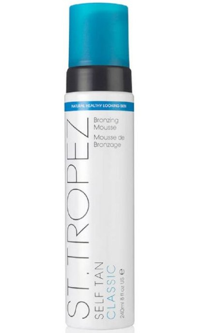 Image of   St. Tropez Self Tan Bronzing Mousse - 240 Ml
