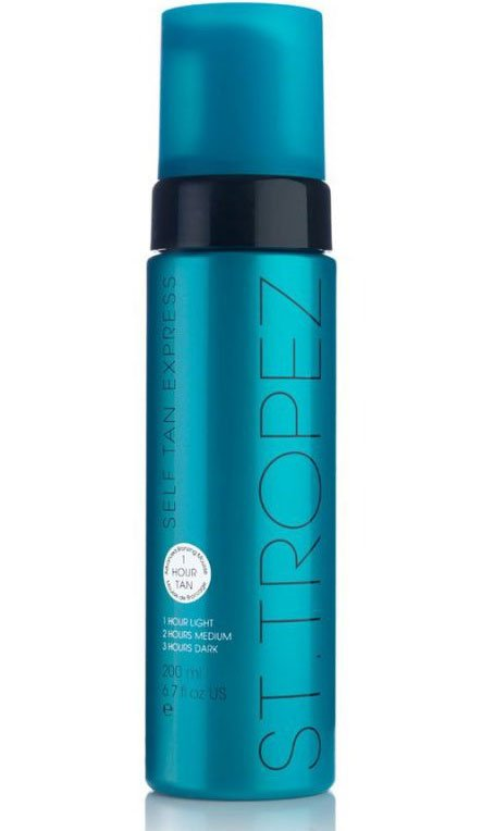 Image of   St. Tropez Self Tan Express Bronzing Mousse - 200 Ml