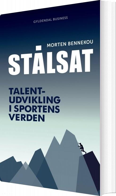Stålsat - Morten Bennekou - Bog