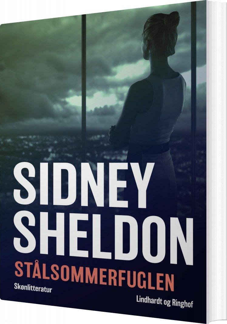 Stålsommerfuglen - Sidney Sheldon - Bog