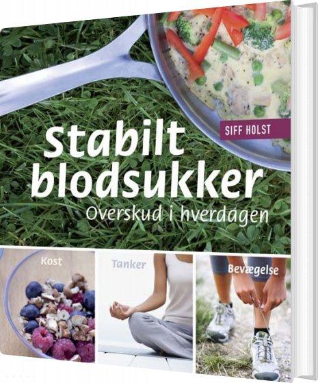 Stabilt Blodsukker - Siff Holst - Bog