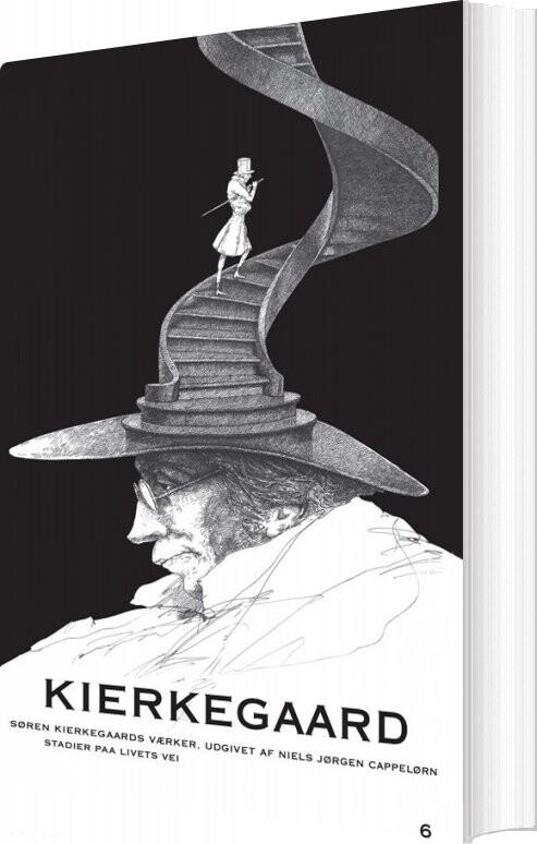 Image of   Stadier Paa Livets Vei - Søren Kierkegaard - Bog