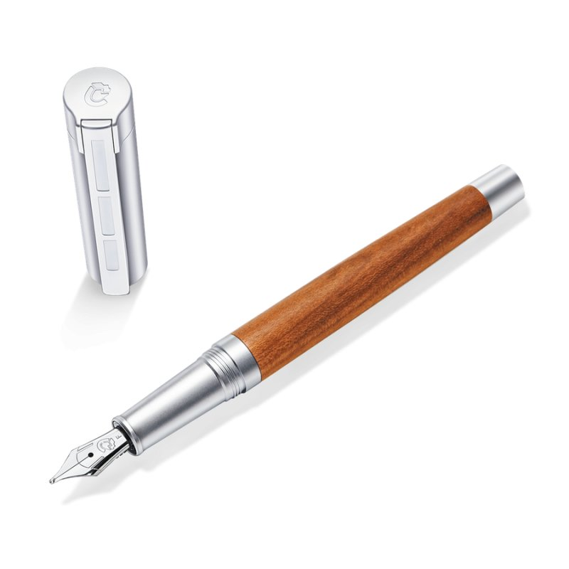Staedtler Premium Lignum Pen - Blommetræ