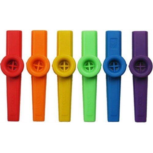 Image of   Stagg Plastik Kazoo I Tilfældig Farve