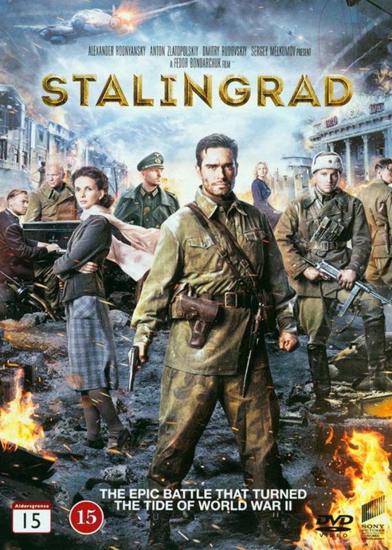 Image of   Stalingrad - DVD - Film