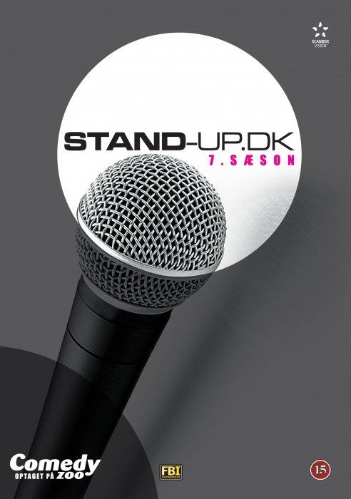 Image of   Stand-up.dk - Sæson 7 - DVD - Film