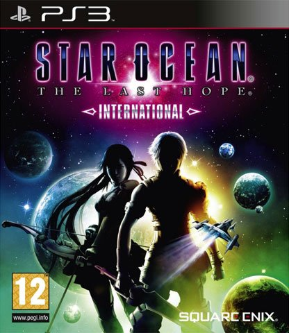 Image of   Star Ocean: The Last Hope - International - PS3