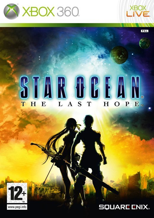 Image of   Star Ocean: The Last Hope - Xbox 360