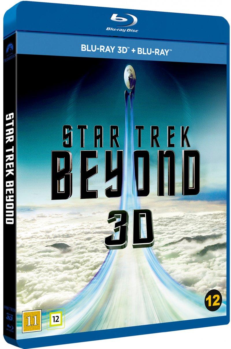 Image of   Star Trek Beyond - 3D Blu-Ray