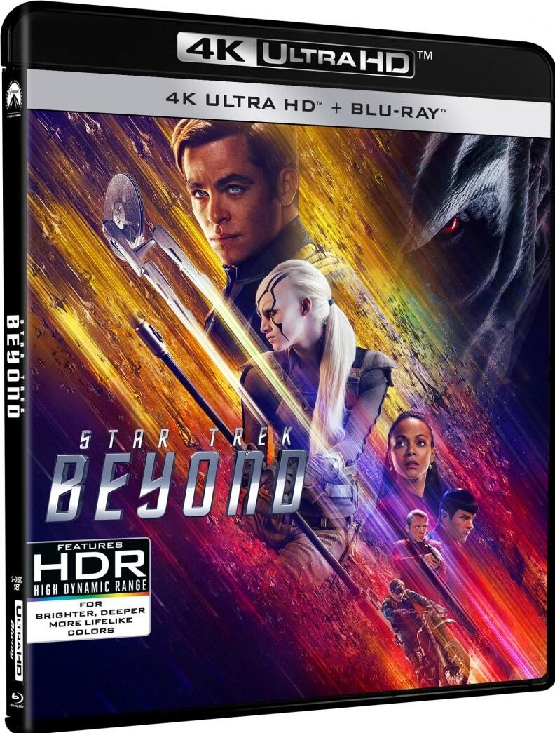 Image of   Star Trek Beyond - 4K Blu-Ray