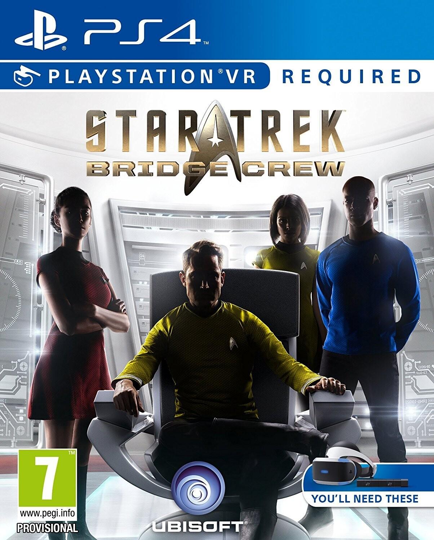 Image of   Star Trek: Bridge Crew (vr) - PS4