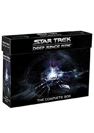 Image of   Star Trek Deep Space Nine Box / Ds9 - Den Komplette Samling - DVD - Tv-serie