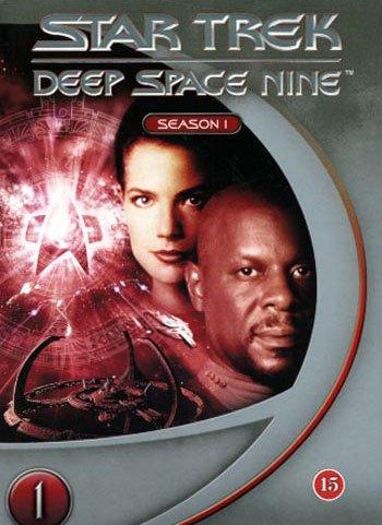 Image of   Star Trek - Deep Space Nine - Sæson 1 - Box - DVD - Tv-serie