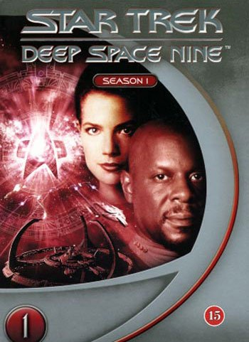 Image of   Star Trek - Deep Space Nine - Sæson 1 - Box - DVD - Tv-serie