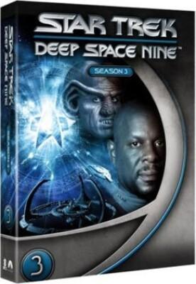 Image of   Star Trek - Deep Space Nine - Sæson 3 - Box - DVD - Tv-serie