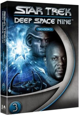 Image of   Star Trek - Deep Space Nine - Sæson 3 - Box - DVD - Tv-serie
