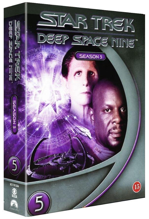 Image of   Star Trek - Deep Space Nine - Sæson 5 - DVD - Tv-serie