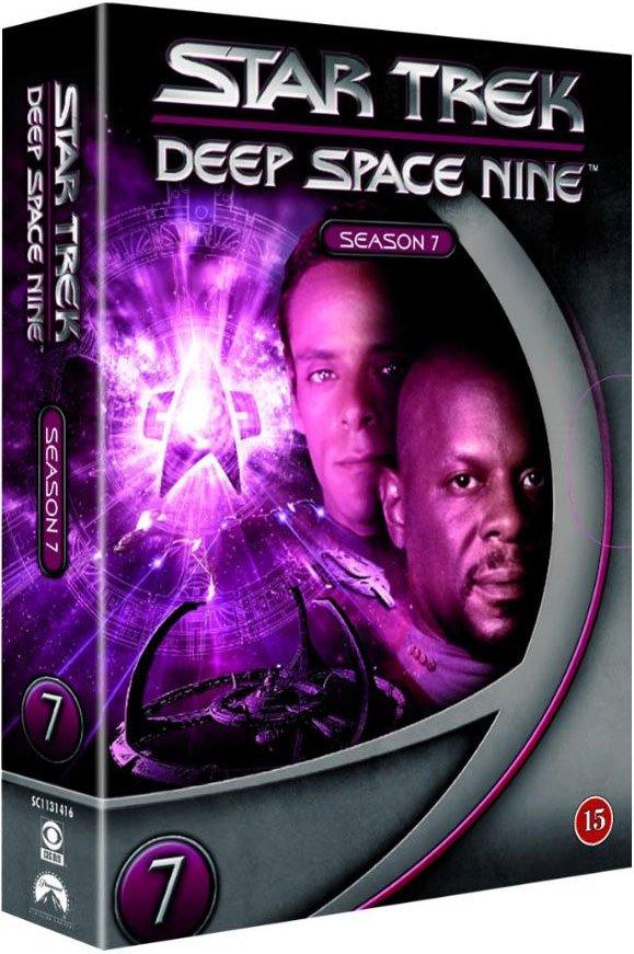 Image of   Star Trek Deep Space Nine - Sæson 7 - DVD - Tv-serie