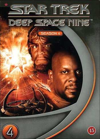 Image of   Star Trek: Deep Space Nine - Sæson 4 - DVD - Tv-serie