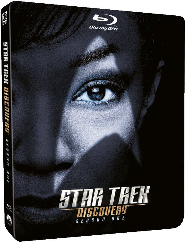 Image of   Star Trek Discovery - Sæson 1 - Steelbook - Blu-Ray - Tv-serie