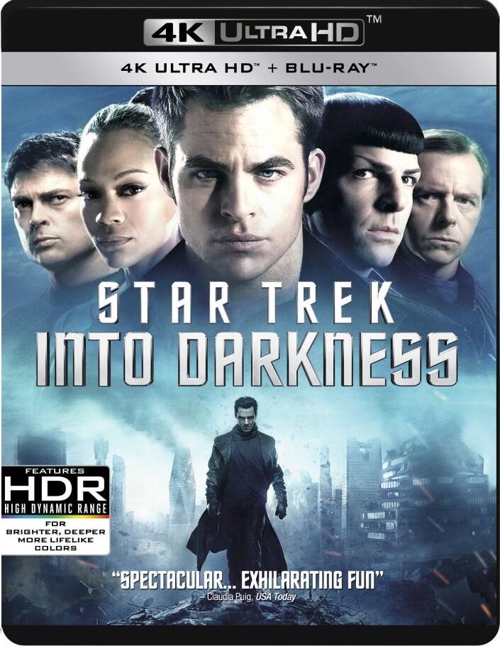 Image of   Star Trek - Into The Darkness - 4K Blu-Ray