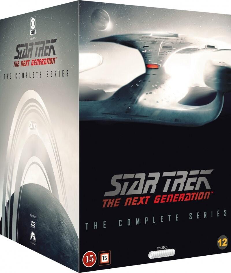 Star Trek: The Next Generation Box - The Complete Series - DVD - Tv-serie