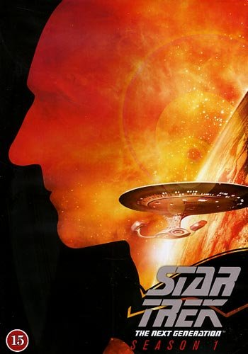 Image of   Star Trek: The Next Generation - Sæson 1 - DVD - Tv-serie