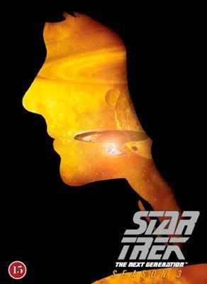 Image of   Star Trek - The Next Generation - Sæson 3 - DVD - Tv-serie