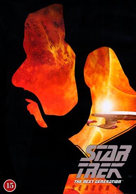 Image of   Star Trek - The Next Generation - Sæson 4 - DVD - Tv-serie