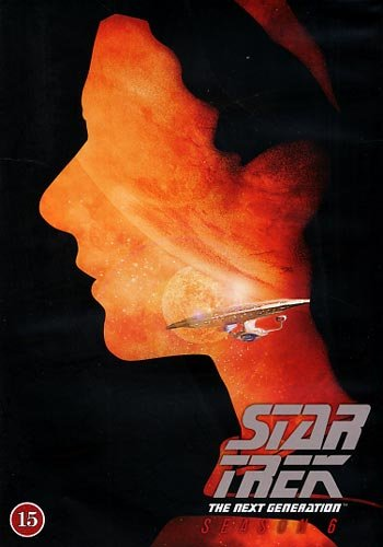 Image of   Star Trek: The Next Generation - Sæson 6 - DVD - Tv-serie