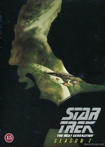 Image of   Star Trek: The Next Generation - Sæson 7 - DVD - Tv-serie