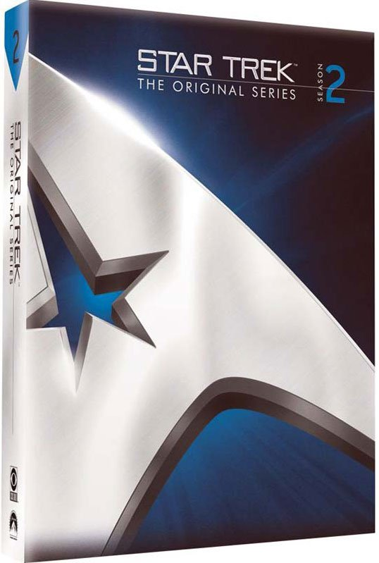 Image of   Star Trek - The Original Series - Sæson 2 - DVD - Tv-serie