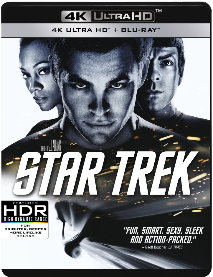 Image of   Star Trek - 4K Blu-Ray