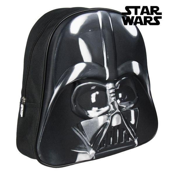 Star Wars 3d Taske Med Darth Vader I Sort