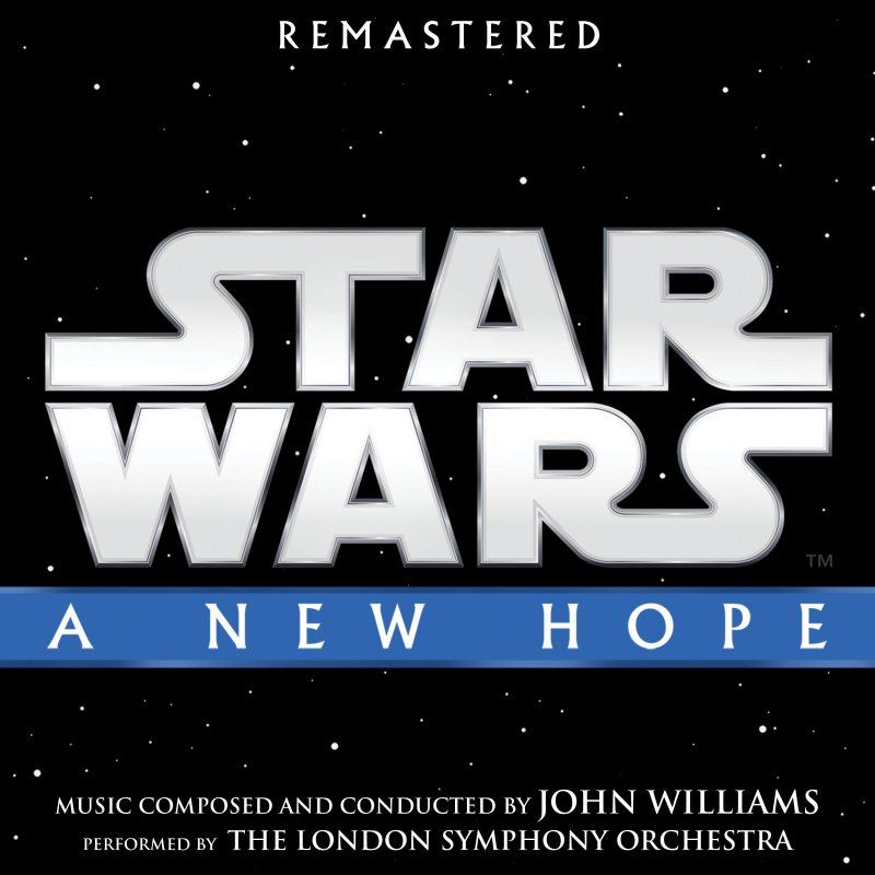 Image of   John Williams - Star Wars - A New Hope	Soundtrack - CD