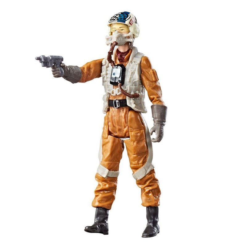 Star Wars Force Link Figur - Resistance Gunner Paige