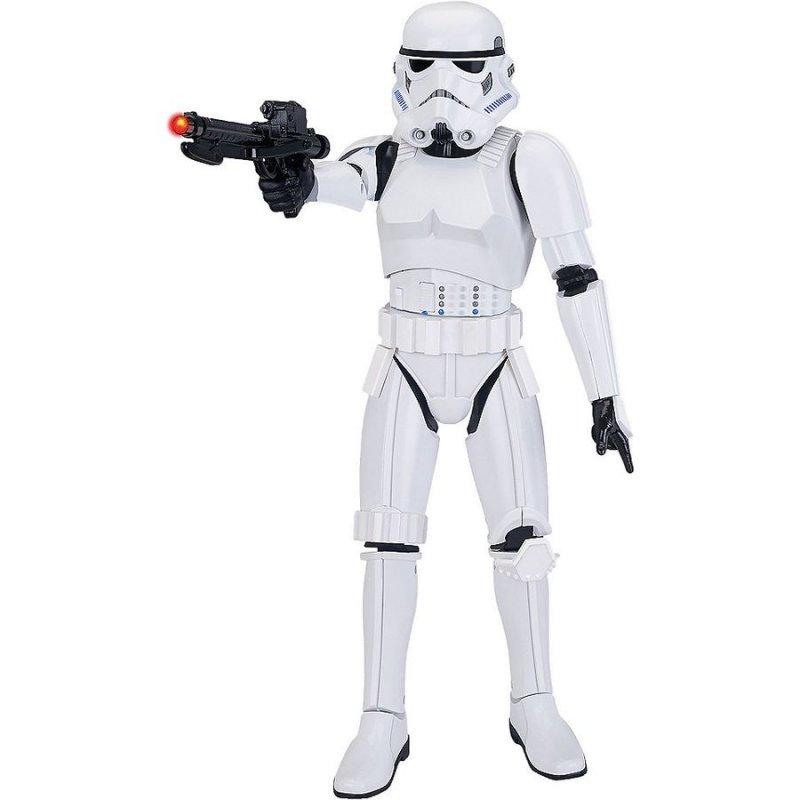 interaktiv, stormtroper, robot legetøj, interaktivt legetøj, starwars, kamp, star wers, storm trooper