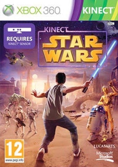 Image of   Kinect Star Wars - Til Kinect - Nordic - Xbox 360