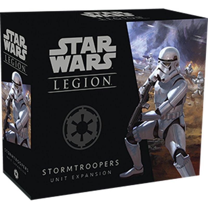 Star Wars - Legion - Stormtrooper Unit (fswl07)