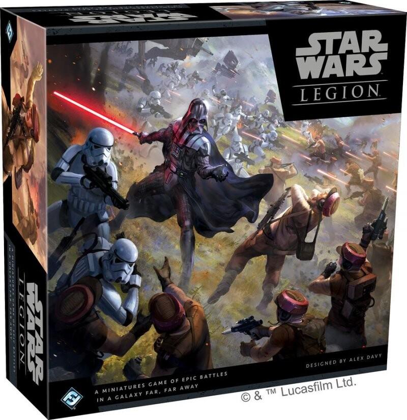 Star Wars - Legion - Core Sæt (fswl01)