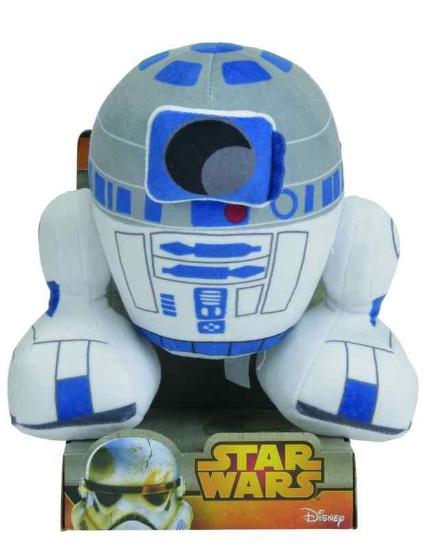 Image of   R2d2 Star Wars Bamse - 25 Cm