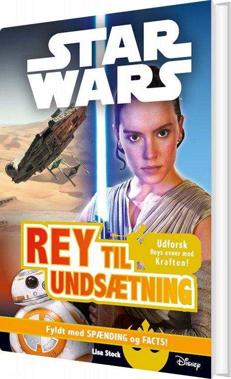 Billede af Star Wars - Rey Til Undsætning - Bog