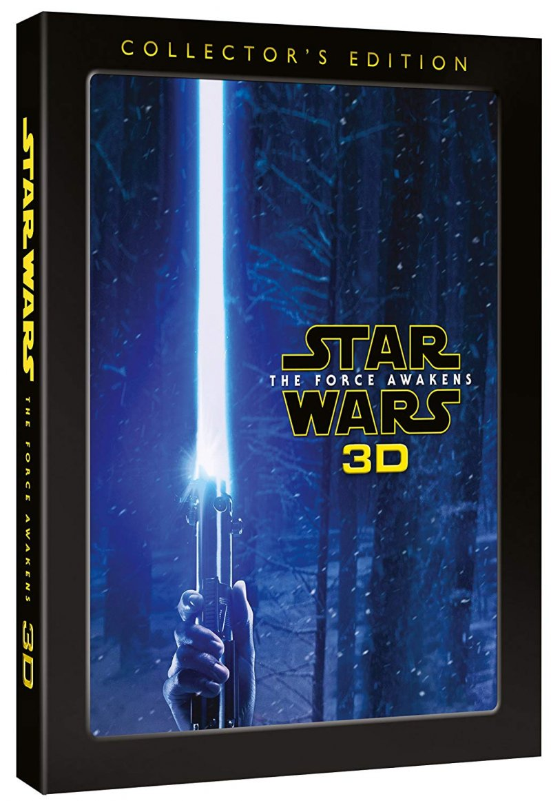 Image of   Star Wars: The Force Awakens - 3D Blu-Ray